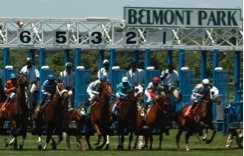 Belmont Racetrack, Elmont, Nassau, New York