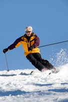 Skiing at Catamount, Columbia County
